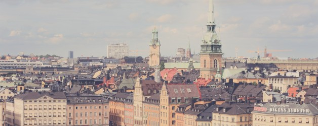 Assessment of Swedish research in a global perspective